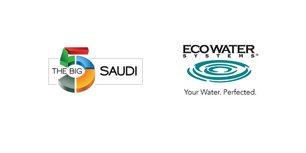 EcoWater Systems at Big5 KSA