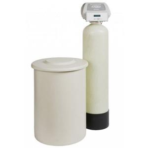 Heavy duty commercial water softener