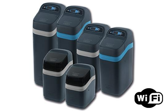 Smart water softener range by EcoWater